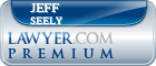 Jeff Seely  Lawyer Badge