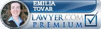 Emilia Tovar  Lawyer Badge