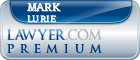 Mark D. Lurie  Lawyer Badge