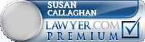Susan J Callaghan  Lawyer Badge