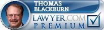 Thomas L. Blackburn  Lawyer Badge