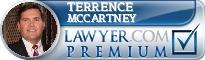 Terrence E. McCartney  Lawyer Badge