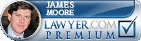 James Bernice Moore  Lawyer Badge