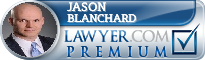 Jason W. Blanchard  Lawyer Badge