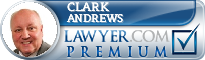 Clark A. Andrews  Lawyer Badge