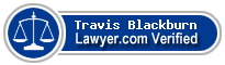 Travis H. Blackburn  Lawyer Badge