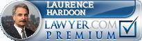 Laurence E. Hardoon  Lawyer Badge