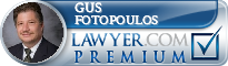 Gus P. Fotopoulos  Lawyer Badge