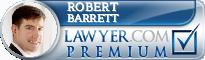 Robert J. Barrett  Lawyer Badge