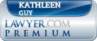 Kathleen B. Guy  Lawyer Badge