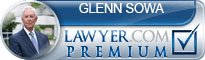 Glenn Sowa  Lawyer Badge