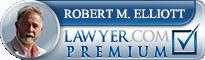 Robert Michael Elliott  Lawyer Badge