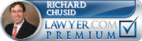 Richard David Chusid  Lawyer Badge