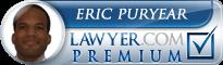 Eric D Puryear  Lawyer Badge