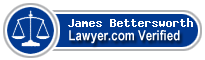 James S. Bettersworth  Lawyer Badge