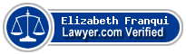 Elizabeth Franqui  Lawyer Badge