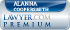 Alanna Coopersmith Lawyer Badge