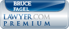 Bruce Fagel  Lawyer Badge