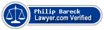 Philip Bareck  Lawyer Badge