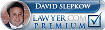 David Slepkow  Lawyer Badge