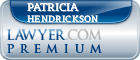 Patricia A Hendrickson  Lawyer Badge