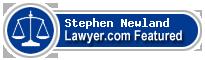 Stephen Newland  Lawyer Badge