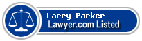 Larry Parker Lawyer Badge