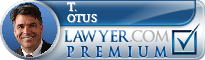 T. Otus Lawyer Badge