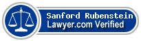 Sanford Rubenstein  Lawyer Badge