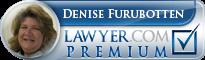 Denise A. Furubotten  Lawyer Badge