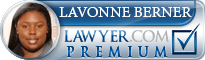 LaVonne Torrence Berner  Lawyer Badge