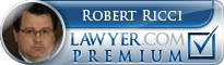 Robert Ricci  Lawyer Badge
