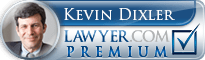 Kevin L. Dixler  Lawyer Badge