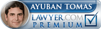 Ayuban Antonio Tomas  Lawyer Badge