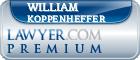 William Koppenheffer  Lawyer Badge
