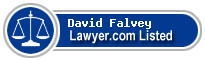 David Falvey Lawyer Badge