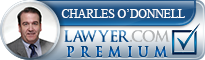 Charles Welling O'Donnell  Lawyer Badge