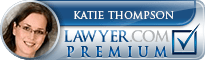 Katie J Thompson  Lawyer Badge