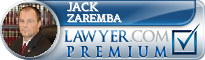 Jack L. Zaremba  Lawyer Badge