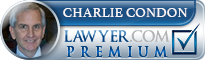 Charlie Condon  Lawyer Badge