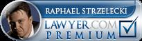 Raphael Strzelecki  Lawyer Badge