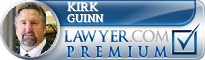 Kirk Guinn  Lawyer Badge