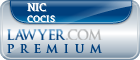 Nicolai Cocis  Lawyer Badge