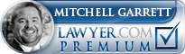 Mitchell Garrett  Lawyer Badge