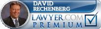 David N. Rechenberg  Lawyer Badge