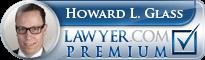 Howard Glass  Lawyer Badge