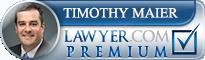 Timothy J Maier  Lawyer Badge