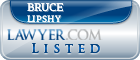 Bruce Lipshy Lawyer Badge