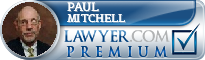 Paul M Mitchell  Lawyer Badge