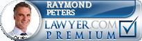 Raymond Peters  Lawyer Badge